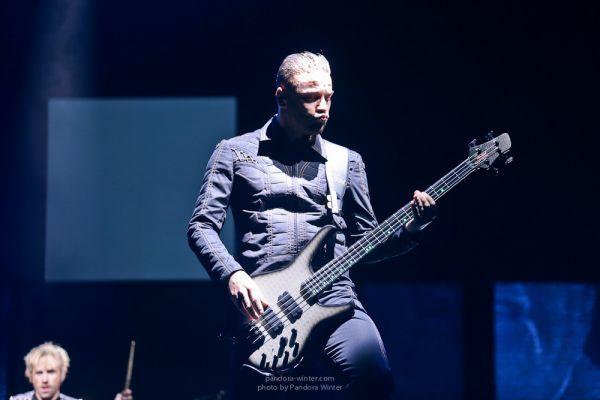 Гитарист Muse