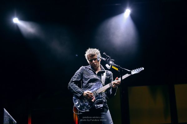 Мэттью Беллами считается одним из лучших гитаристов в мире