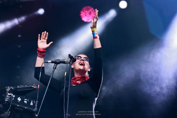 Украинская певица Shana
