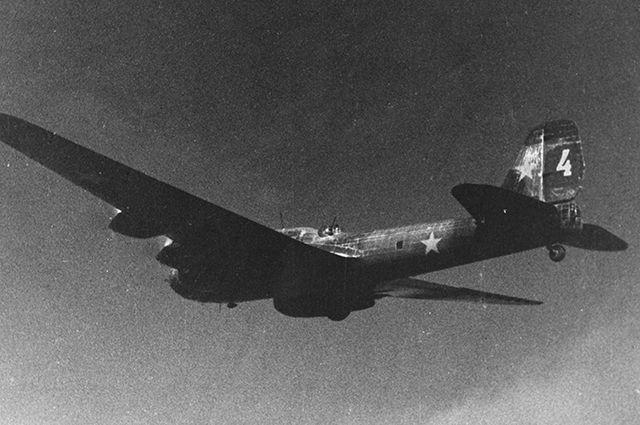 Как СССР бомбил Берлин летом 1941 года!