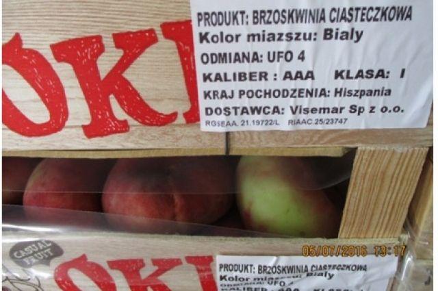 10 тонн санкционных продуктов уничтожат на полигоне ТБО под Калининградом.