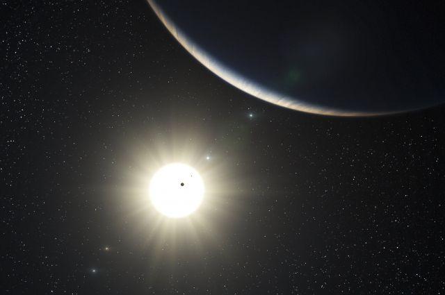 Астрономы обнаружили самую далекую планету Солнечной системы