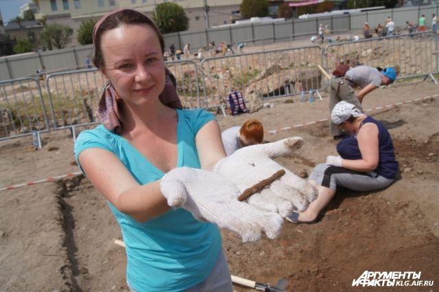 Некоторые из раскопок могут быть уникальными.