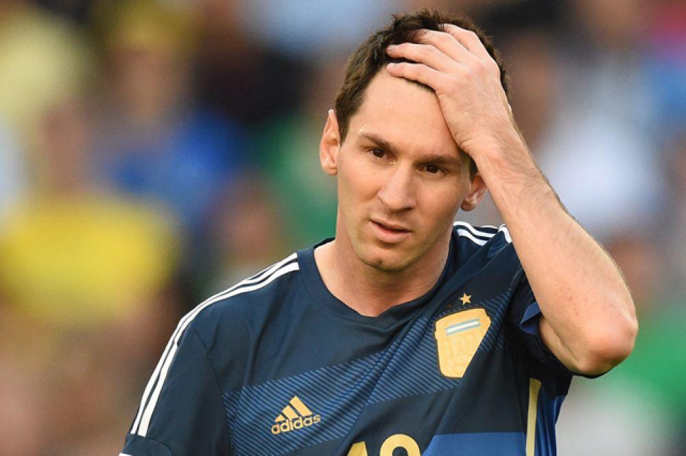 Восьмое — футболист Лионель Месси — $81,5 млн.