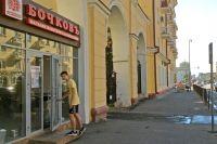 Магазин на ул. Островского помешал эвакуации во время пожара в соседнем доме и теперь будет снесён.