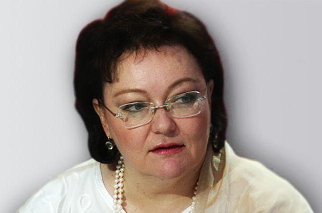Ольга Крыштановская.