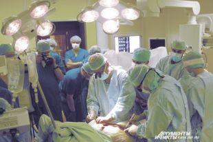 Очень часто операция - единственный шанс помочь больному.