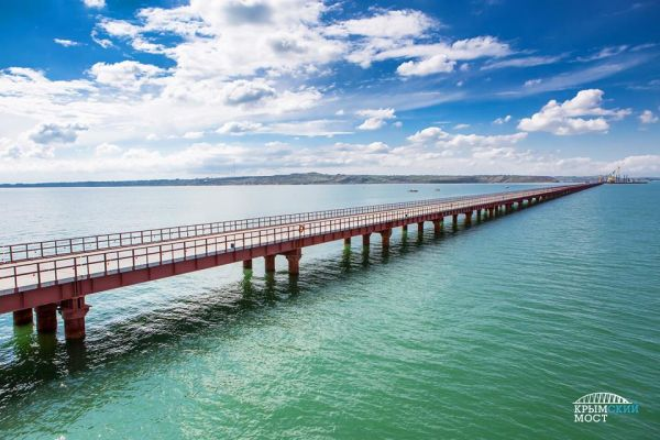 Проезд по Крымскому мосту будет бесплатным, так как работы финансируются из бюджета