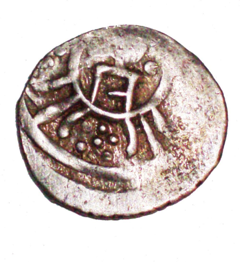 Еще одна монета с двуглавым орлом.