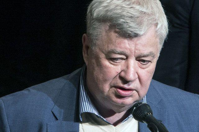 Председатель Союза журналистов России Всеволод Богданов.