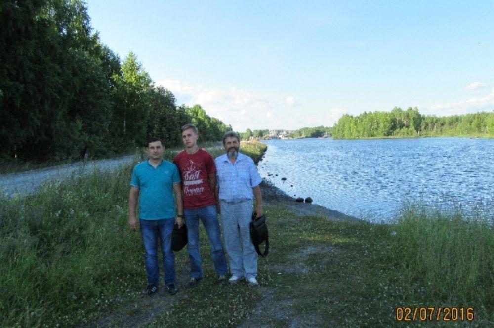 ББК (Беломоро-Балтийский канал) - грандиозное сооружение, экспонат «Не забудь Россия».