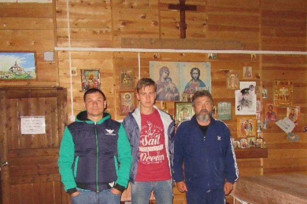 Кемское подворье Соловецкого монастыря – приют для странников.