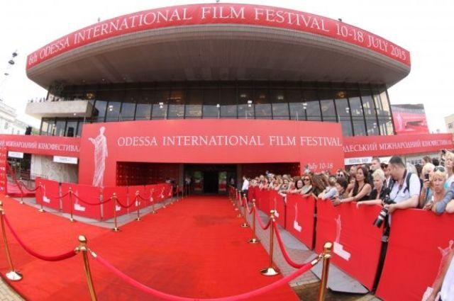 ВОдессе стартовал международный кинофестиваль