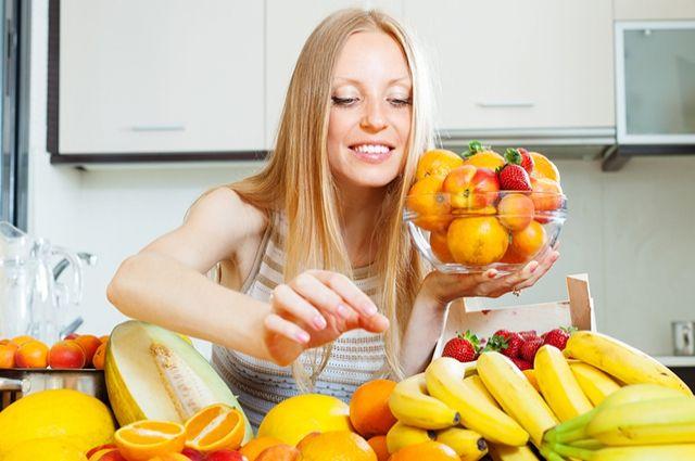 За яркие фрукты ваш организм скажет «спасибо!»