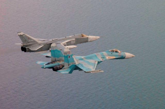 В Черняховске пройдет авиашоу к 100-летию морской авиации ВМФ РФ