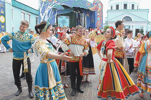 Запрещенный в советское время праздник возродился.