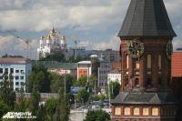 Сейчас городские пейзажи Калининграда - сплошь архитектурный диссонанс.