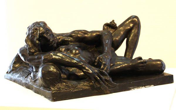 Огюст Роден, «Песни любви и сладострастия»