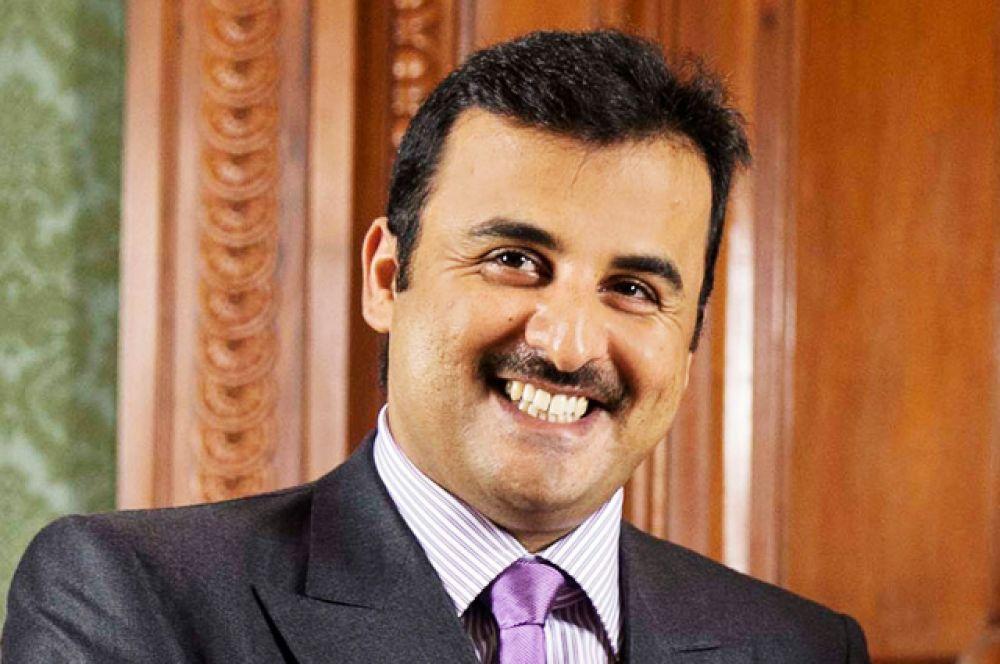 Его Высочество Эмир Государства Катар Тамим бин Хамад Аль Тани получил титул в 2013 году. Тамим бин Хамад Аль Тани много времени уделяет пропаганде спорта в стране. Катар борется за право проведения не только Олимпийских игр, но и чемпионатов мира по разным видам спорта.