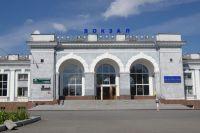 Кировоградский железнодорожный вокзал.