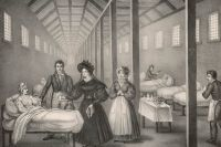 Эпидемия холеры во Франции, 1832 год.