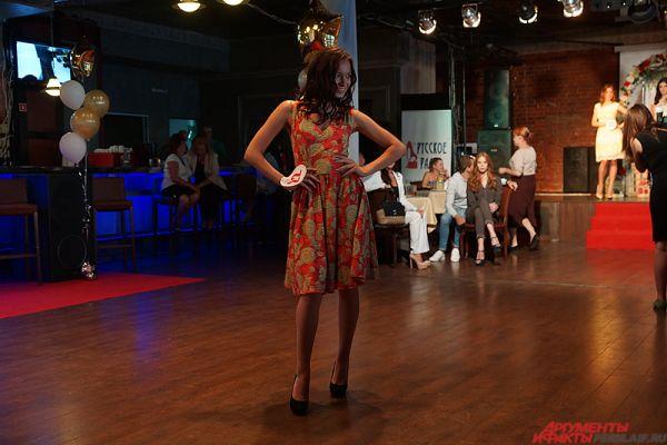В Перми в очередной раз состоялся конкурс красоты «Краса России. Пермь. Пермский край».