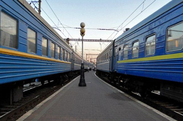 За годы независимости Украины всего было приобретено 562 пассажирских вагона