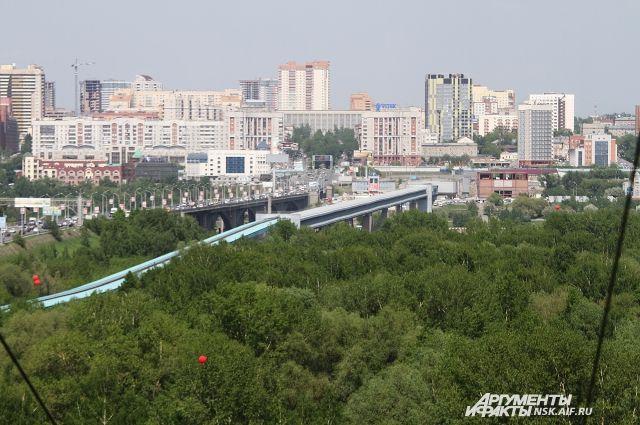 Почему Новосибирск медленно развивается?