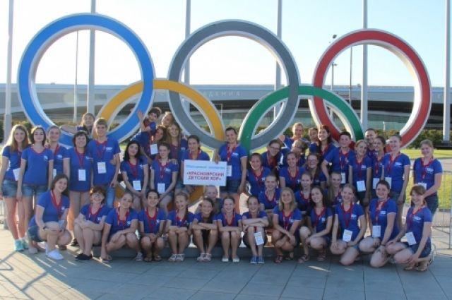 На хоровой Олимпиаде в Сочи красноярский коллектив признан лучшим.