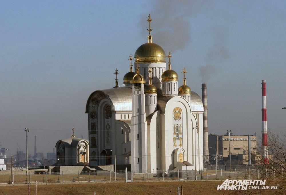 ород Магнитогорск постоянно включается в приоритетный список городов Российской Федерации с наибольшим уровнем загрязнения атмосферного воздуха.