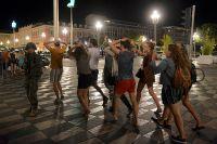 После теракта в Ницце, 14 июля 2016 г.
