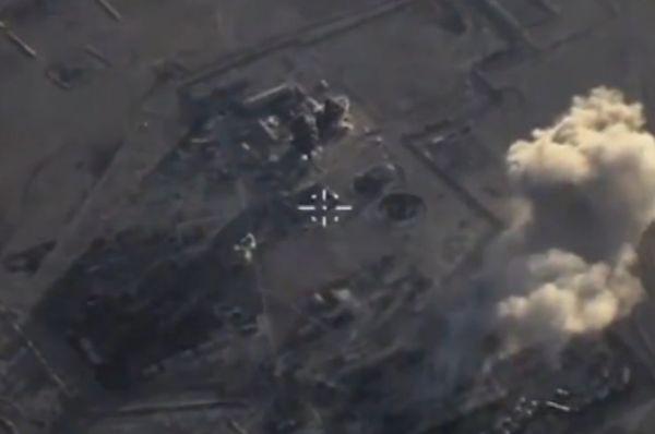 Предыдущий авиаудар Ту-22м3 по боевикам ВКС осуществили во вторник 12 июля.