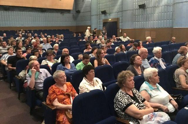 В Нижнем Новгороде прошел показ фильма для зрителей с ограничениями зрения и слуха