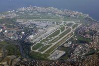 Аэропорт Стамбула имени Ататюрка.