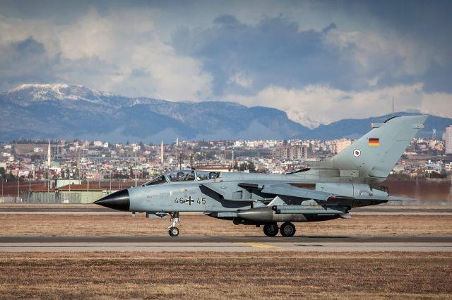 Авиабаза «Инджирлик» в Турции