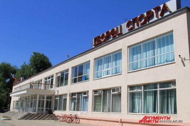 Дворец спорта «Красный котельщик» - любимое многими в Таганроге место для занятий спортом.