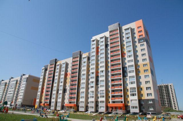 В красноярских Солонцах появится новый микрорайон.