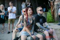 Любители тату признаются, что процедура болезненная, но результат стоит того.