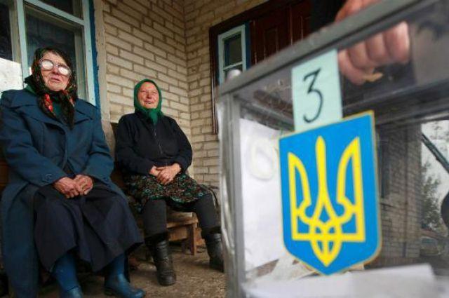 В семи избирательных округах прошли внеочередные выборы в Раду