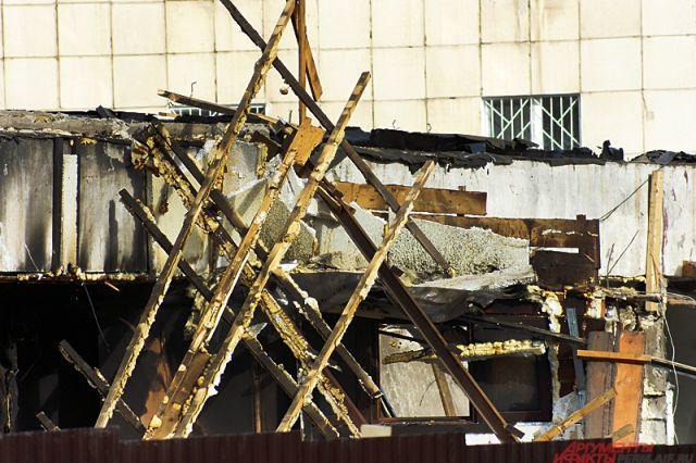 Средства были потрачены на ремонт здания.