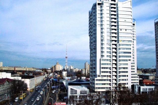 Улица Вадима Гетьмана