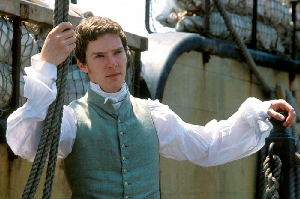В 2005 году Камбербэтч сыграл главного героя в мини-сериале «Путешествие на край земли» по трилогии Уильяма Голдинга — молодого аристократа  Эдмунда Тэлбота.