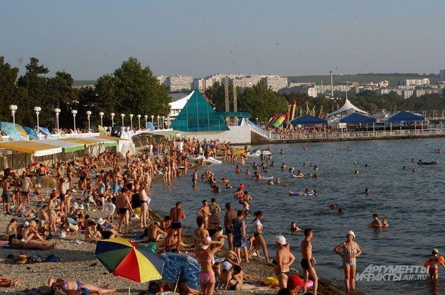 Сергей Сомко: из-за проблем вТурции увеличили турпоток наКубань