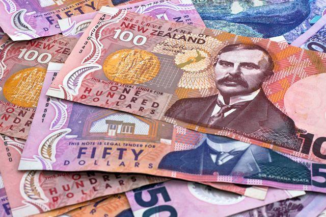 Новозеландский доллар.