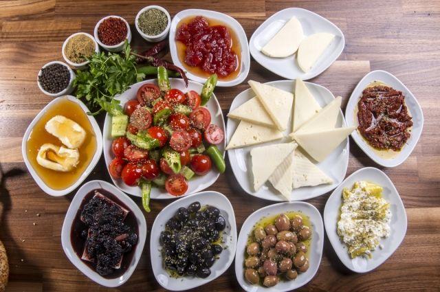 Традиционные блюда кипрской кухни