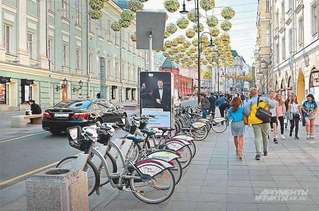 После реконструкции Большая Дмитровка стала улицей принципиально иной, улицей для людей, а не для машин...