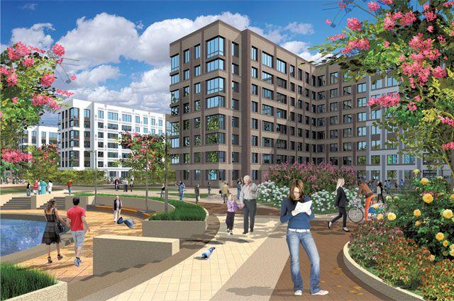 «Новорижские Кварталы» - это комфорт загородной жизни и самые современные технологии.