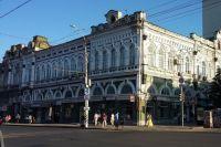 Улица Московская после демонтажа рекламных конструкций.