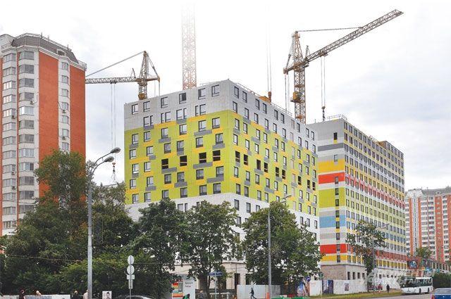 Кризис не обрушил столичный рынок недвижимости.