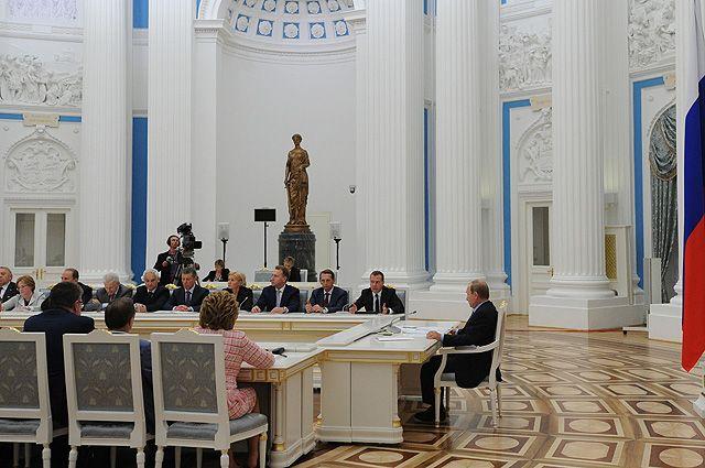 Что решили на Совете по стратегическому развитию и приоритетным проектам?
